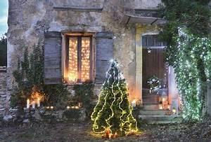 Guirlande Lumineuse Jardin : idees guirlandes lumineuses dans jardin ~ Melissatoandfro.com Idées de Décoration