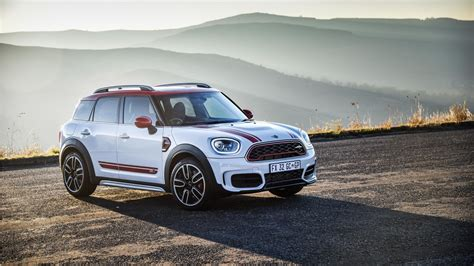 mini john cooper works countryman  wallpaper hd