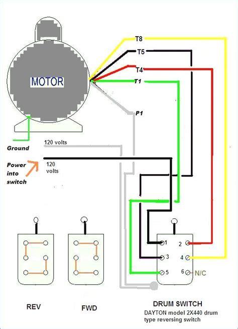 Dayton Electric Motor Wiring Diagram Impremedia