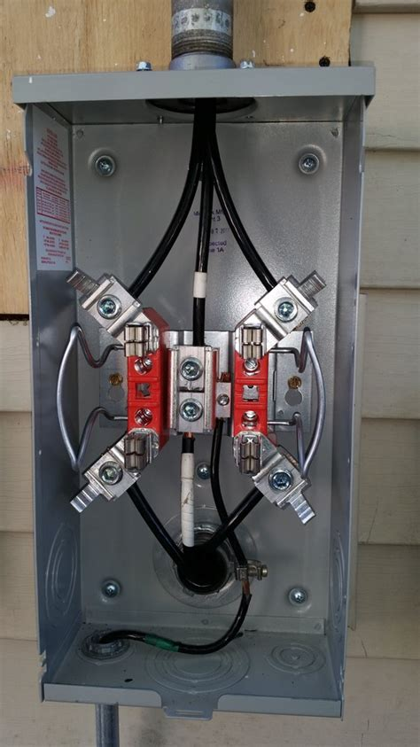 Mobile Home Meter And Breaker Box Wiring by M S General Maintenance Request A Quote 15 Photos