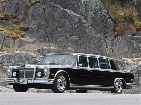 Mercedes 600 Pullman by Mercedes 600 Pullman V100 Specs Photos 1964