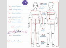 Cómo tomar medidas para coser ropa Modafacil DIY