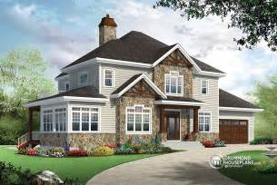 home plans with in suites 4 bedroom traditional house plan with rustic touches two master suites drummond house plans