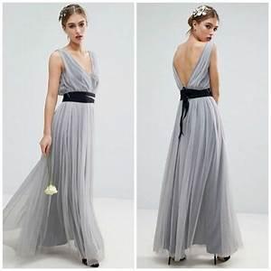 Robe Mi Longue Mariage : la robe mariage bleu pour celles qui veulent rompre avec la tradition ~ Melissatoandfro.com Idées de Décoration