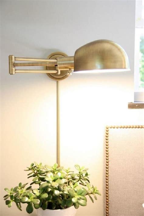 Diy Wallmounted Reading Lamps For Bedroom Installation