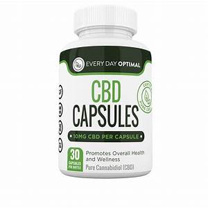 Pure Cbd Oil Capsules
