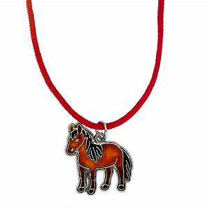 Horse Mood Necklace Filly and Co