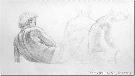 personne assise de dos pourquoi apprendre 224 dessiner une personne sur le vif