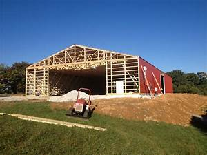 How To Construct A Pole Barn