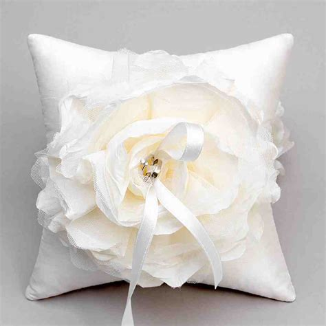 wedding ring bearer pillow wedding and bridal inspiration