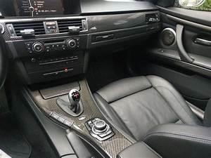 Carbon fiber interior trim kit on a BMW E92 M3.   Vida del ...