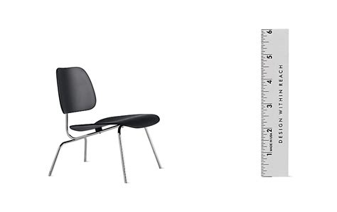 vitra miniatures collection eames 174 lcm chair design