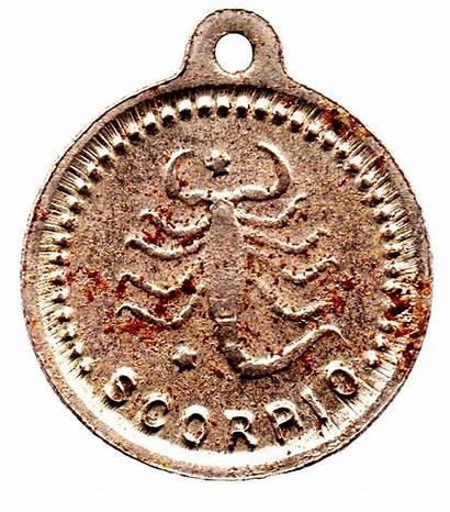 Scorpio Medallion Taurus Numista Jetons Catalogue