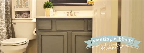 painting cabinets  chalk paint sincerely sara