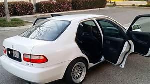 1992 Honda Civic Sedan  Sold