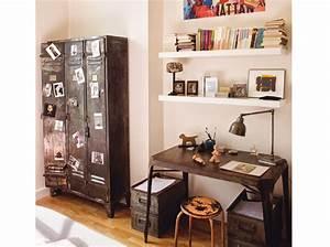 Deco Maison Industriel : chambre th me et si on dormait dans une usine ~ Teatrodelosmanantiales.com Idées de Décoration