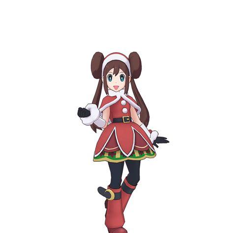 christmas rosa pokemon masters wiki gamepress