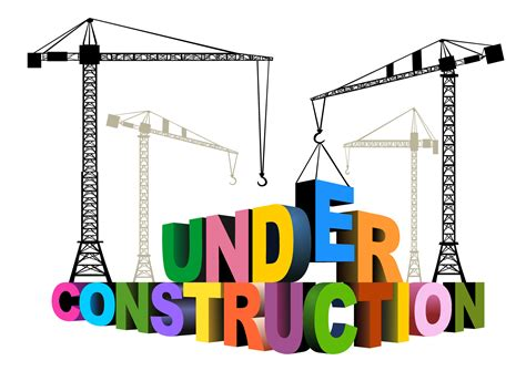 Website Construction Building Construction Clipart Www Imgkid The