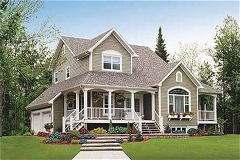 two country house plans 2 country home plans the plan collection