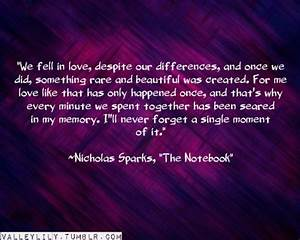 quoteson: Nicholas Sparks Quotes - Endless love & Forever ...