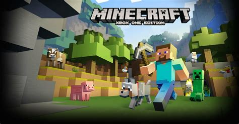 Minecraft Xbox One Edition Gets Awaited Problem Solving Update