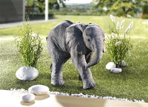 """Figur """"elefant""""  Gartendekoration  Brigitte Hachenburg"""