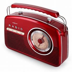 Poste Radio Vintage : poste radio de cuisine vintage tuner analogique 4 bandes design annees 50 rouge eur 49 99 ~ Teatrodelosmanantiales.com Idées de Décoration