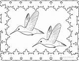 Hummingbird Coloring Printable Pages Birds Hummingbirds Cool2bkids Template Adult Throated Ruby Getdrawings Cartoon Colorings Getcoloringpages Templates Drawing sketch template