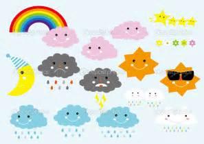 Cartoon Weather Clip Art