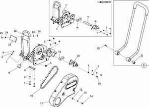32 Plate Compactor Parts Diagram