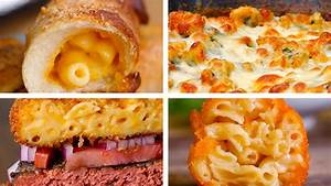 7 Recipes For Mac 'N' Cheese Lovers • Tasty - YouTube