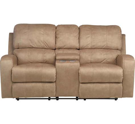 badcock sofa and loveseat savannah reclining console loveseat badcock more