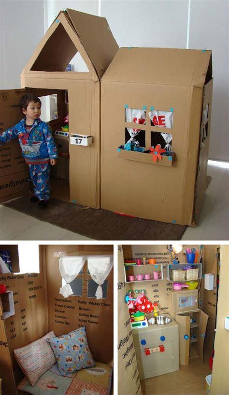 ideas     cardboard boxes  kids games