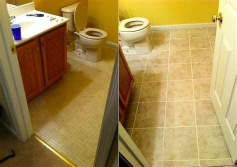 Painting Bathroom Tiles Before And After by Bathroom Tile Installation In Collegeville Laffco Painting
