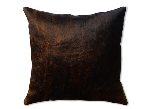 Cowhides International Reviews by Pillow Cover Cowhide Pillow Cover Home Decoration