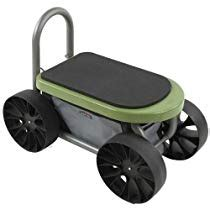 Garden Stools With Wheels - gardening stool with wheels