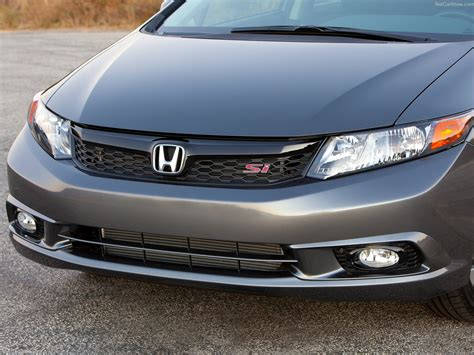 Honda Civic Si Sedan (2012) picture #16, 1280x960