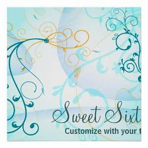 sweet 16 birthday invitation templates tiny prints party With sweet 16 banner template
