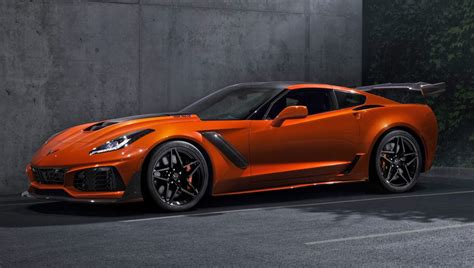 The 755 HP Chevy Corvette ZR1 Is Official And It Looks Mean