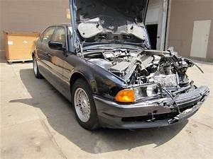 Parting Out A 1997 Bmw 740il 100472
