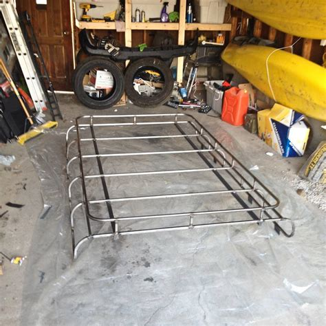 diy roof rack diy roof rack land rover forums land rover enthusiast