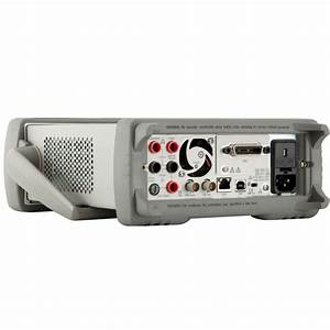 Keysight 34461a Digital Multimeter 6 5 Digit Truevolt Dmm