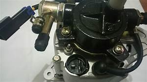 Alternator With Pump For Nissan Gq Patrol Engine Td42 4 2l