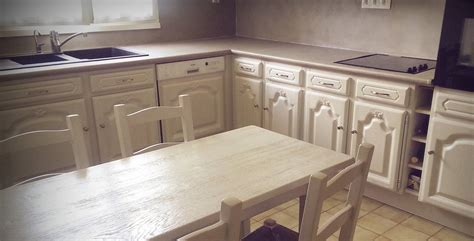 peinture renove cuisine rénover ses meubles