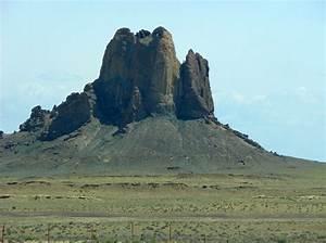 Erosional Features of Volcanoes