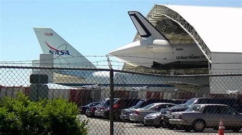 space shuttle enterprise  top nasas sca   jfk