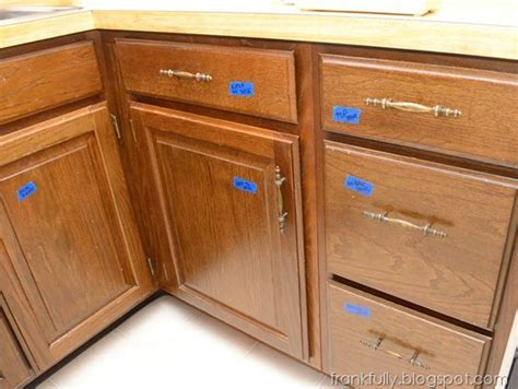 Deglosser For Cabinets by Frankfully S Kitchen Makeover