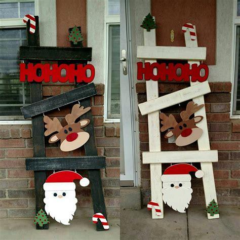 christmas ladder kitset
