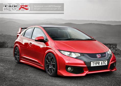 honda civic type r 2015 car hd wallpaper car wallpaper hd