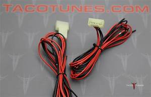 Plug  U0026 Play Wire Harnesses - Taco Tunes